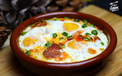 Europa: Huevos a la flamenca