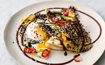 Asia: Asian Fried Eggs: